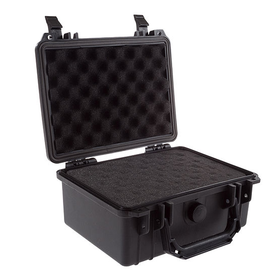 Stalwart 9.13 in. x 7.55 in. Gun and Camera Case