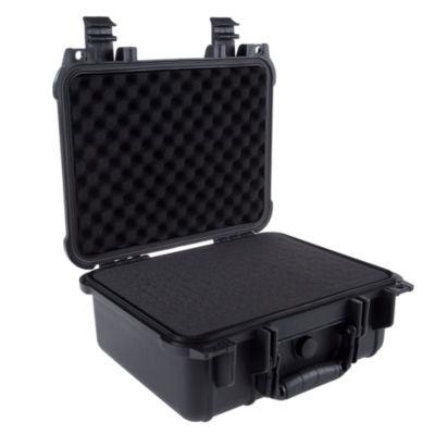 Stalwart 13.37 in. x 11.5 in. Gun and Camera Case