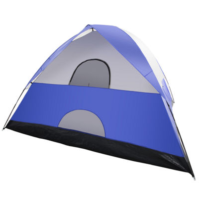 Wakeman Blue 6 Person Dome Tent