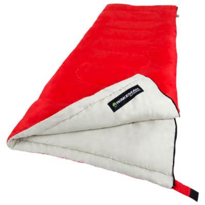 Wakeman Red Sleeping Bag