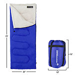 Wakeman Blue Sleeping Bag