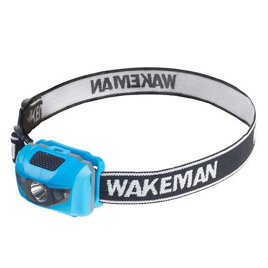 Wakeman Blue 80 Lumen LED 4 Mode Headlamp