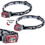 Wakeman Red 100 Lumen LED 3 Mode Headlamp