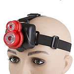 Wakeman Red 90 Lumen 2 LED Headlamp