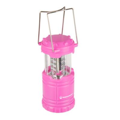 Wakeman Pink 300 Lumen 30 LED Lantern