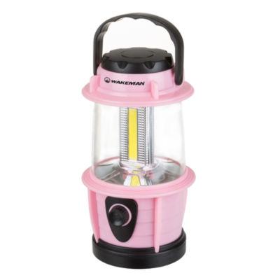 Wakeman Pink 220 Lumen 30 COB LED Lantern