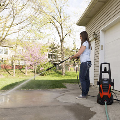 Stalwart 1900 PSI Electric Power Washer