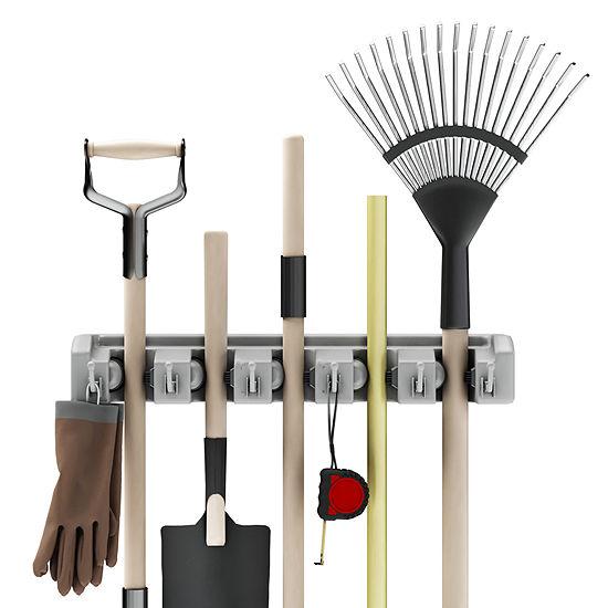 Stalwart Single Rack Tool Holder