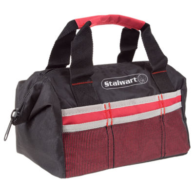 Stalwart 12 in. Soft Sided Tool Bag