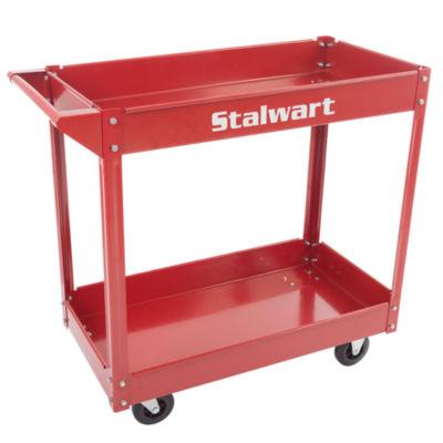 Stalwart Metal Service Cart