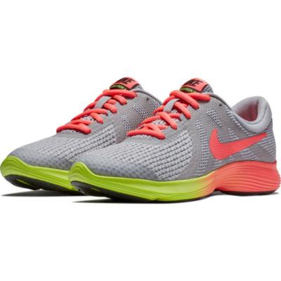 Nike Revolution 4 Fade Girls Running Shoes - Big Kids