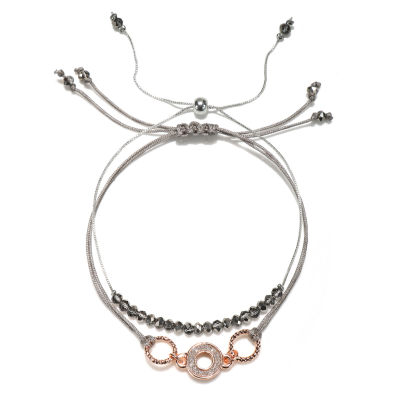 Mixit Womens 2-pack Bracelet Set