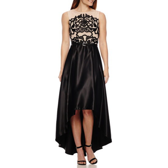 Jackie Jon Sleeveless Ball Gown