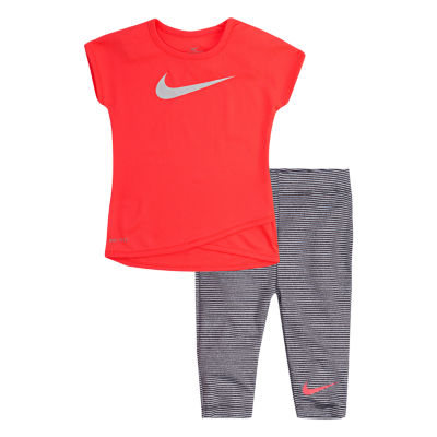 Nike 2-pack Logo Pant Set Girls