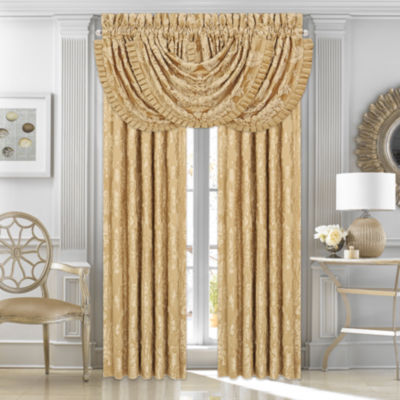 Queen Street Compton Rod-Pocket Curtain Panel
