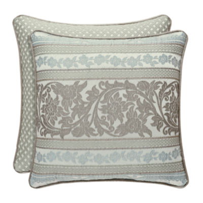 Queen Street Melinda 18X18 Square Throw Pillow
