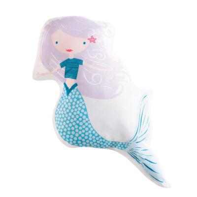 Laura Hart Kids Mermaids Throw Pillow