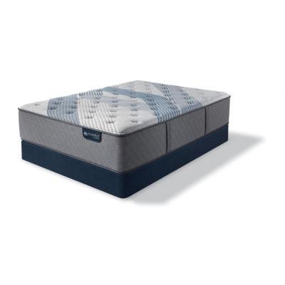 Serta® iComfort® Blue Fusion 3000 Firm - Mattress + Box Spring