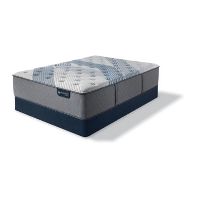 Serta® iComfort® Blue Fusion 3000 Plush Tight-Top - Mattress + Box Spring