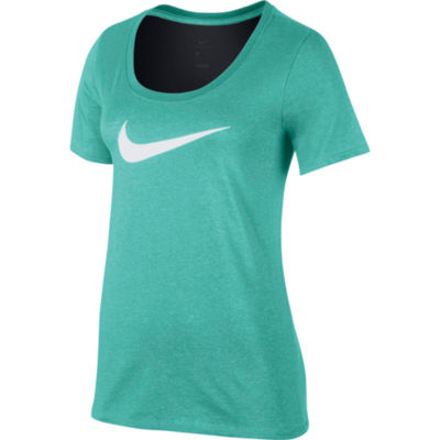 Nike Women's Swoosh Short Sleeve Tee