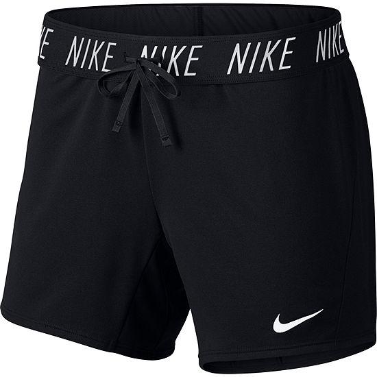 Nike Fold Over Waistband Attack Short