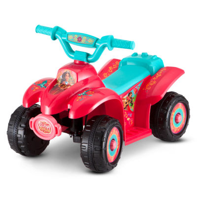Kid Trax Disney Elena of Avalor 6 Volt Toddler Quad Electric Ride-on