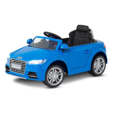 Kid Trax Audi TT 6 Volt Car Electric Ride-on