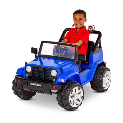 Kid Trax Fun Chaser 6 Volt 4X4 Electric Ride-on