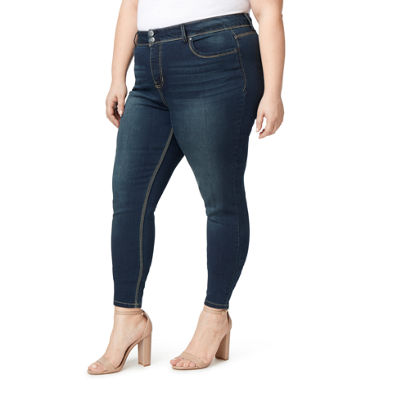 Angels Tummy Tech Modern Fit Curvy Skinny Jean - Plus