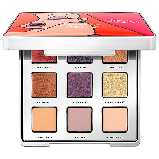 Ciaté London Jessica Rabbit Eyeshadow Palette