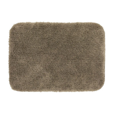JCPenney Home™ Quick Dri Ribbed Bath Rug Collection