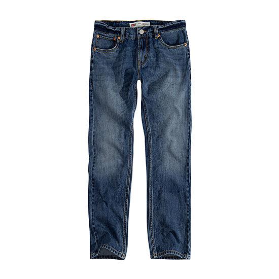Levi's Big Boys 502 Regular Taper Fit Jean