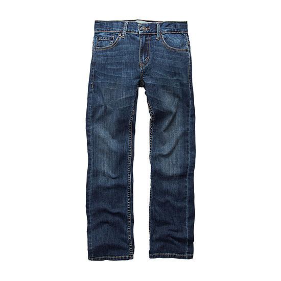 Levi's Big Boys Straight Regular Fit Jean