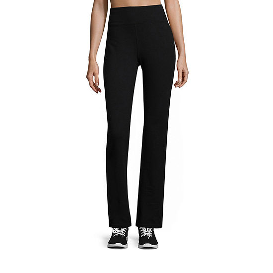Xersion Womens Mid Rise Tall Workout Pant