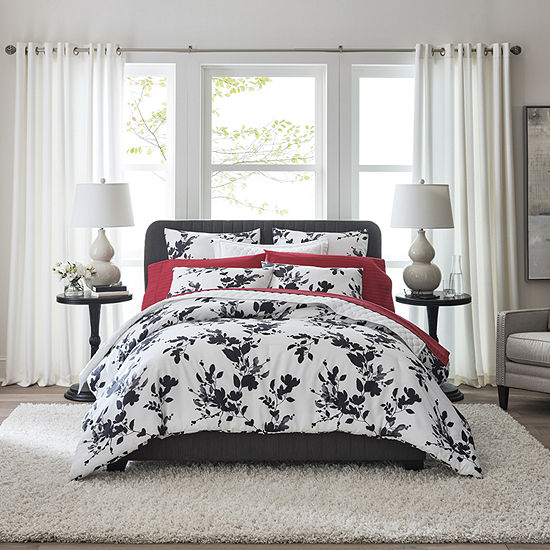 Liz Claiborne Classics Lolla 3-pc. Lightweight Reversible Comforter Set
