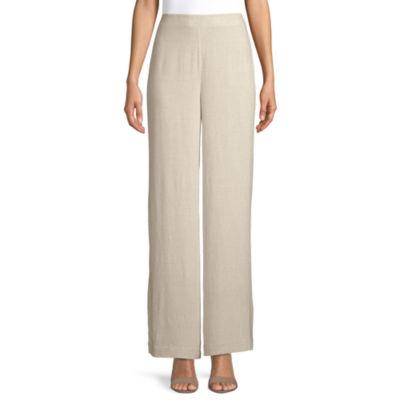 Worthington Modern Fit Wide Leg Trouser