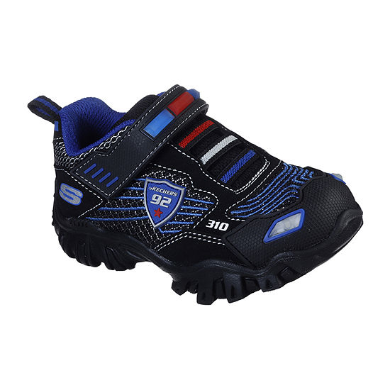 Skechers Damager Iii-Lil Patroller Toddler Boys Sneakers