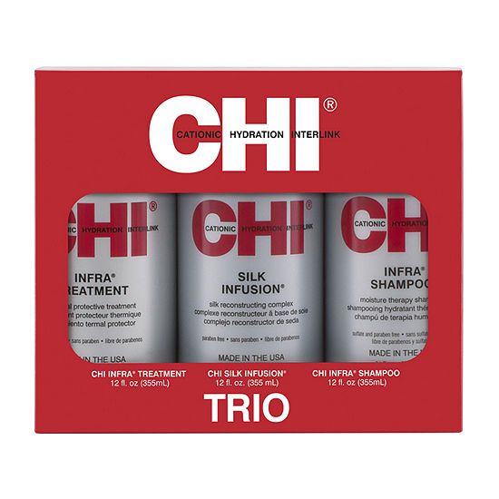 Chi Styling Infra 3-pc. Value Set - 36 oz.