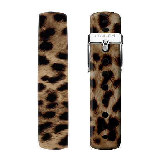 Itouch Slim Womens Brown Watch Band-Itaslimstrap-374