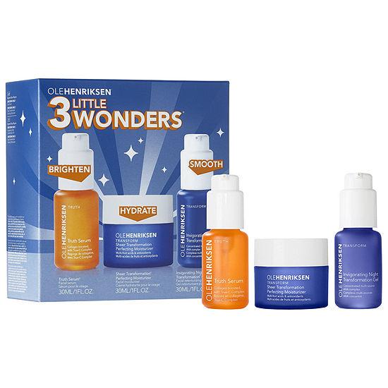 OLEHENRIKSEN 3 Little Wonders Set ($110 value)