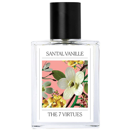 The 7 Virtues Santal Vanille Eau de Parfum