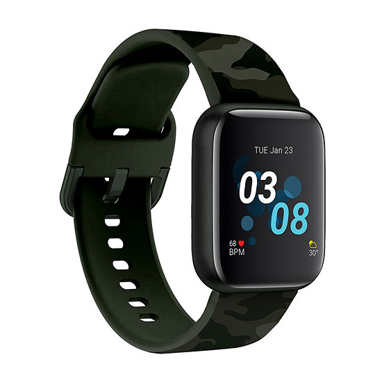 Itouch Air 3 Unisex Adult Green Smart Watch-500006e-4-51-X53