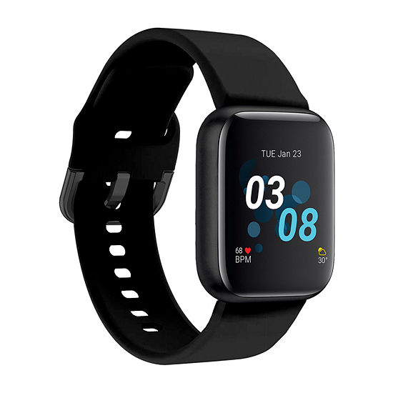 Itouch Air 3 Unisex Adult Black Smart Watch-500009b-0-51-G02