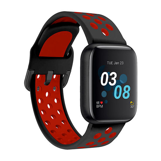 Itouch Air 3 Unisex Adult Black Smart Watch-500007b-4-51-G15