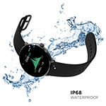 Itouch Sport 2 Unisex Adult Black Smart Watch-500015b-51-G02