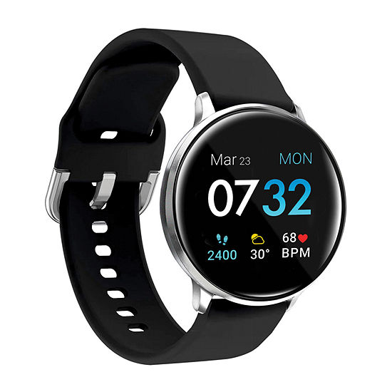 Itouch Sport 2 Unisex Adult Black Smart Watch-500015s-51-B02