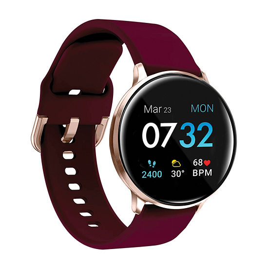 Itouch Sport 2 Unisex Adult Red Smart Watch-500015r-51-C10