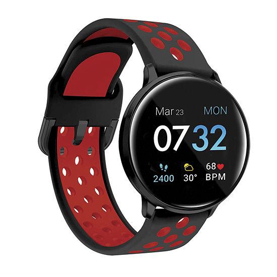 Itouch Sport 2 Unisex Adult Black Smart Watch-500013b-51-G15