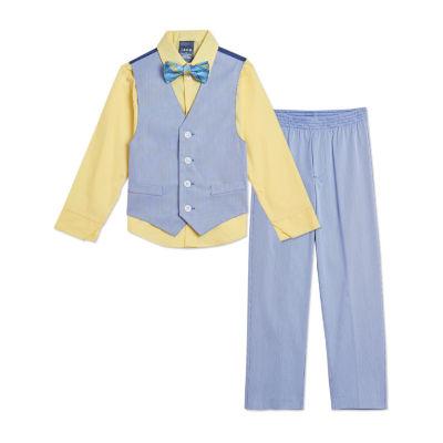 IZOD Toddler Boys 4-pc. Suit Set