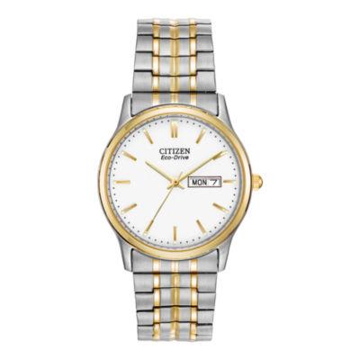 Citizen® Eco-Drive® Mens Expansion Band Watch BM8454-93A